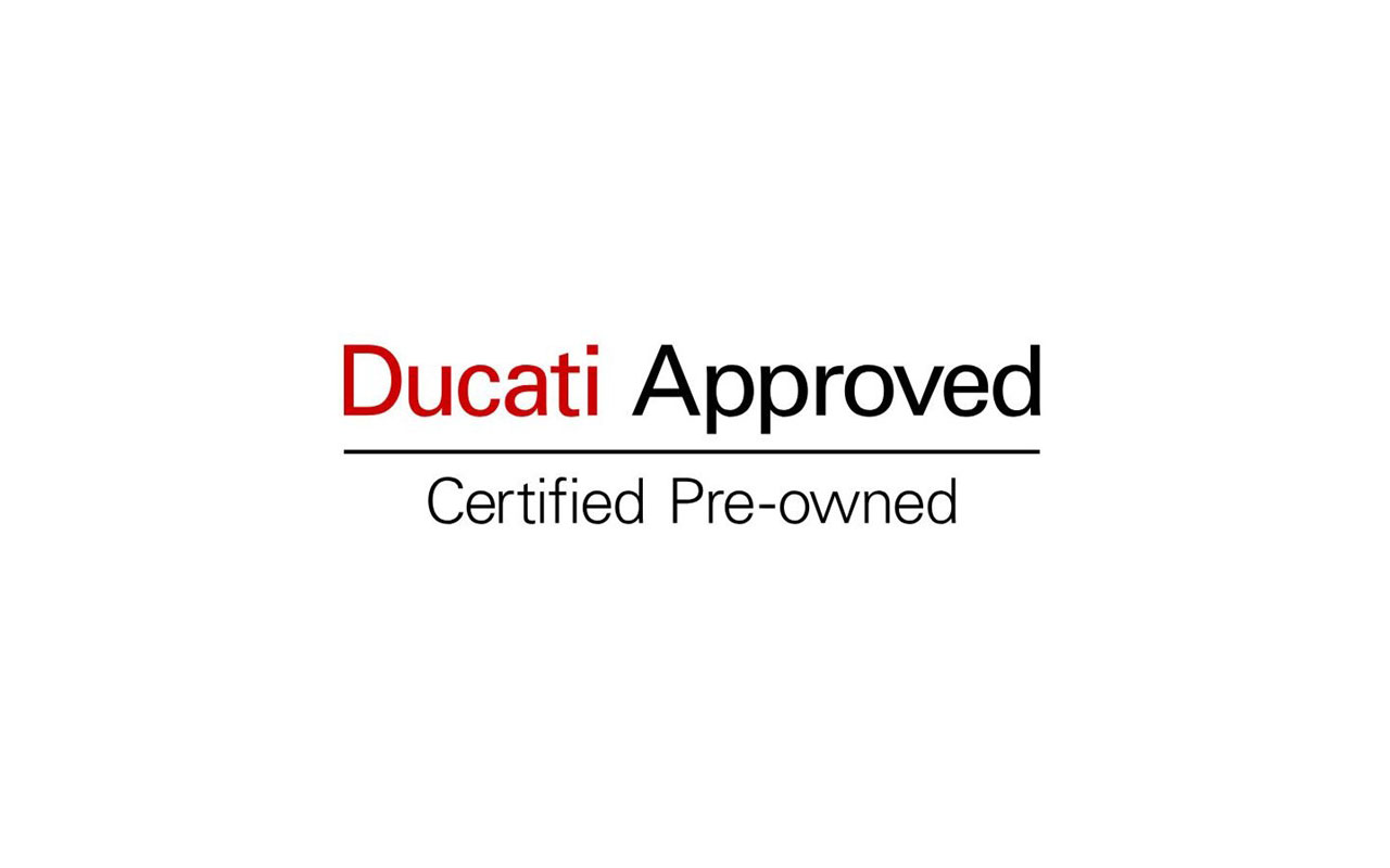 Ducati Approved